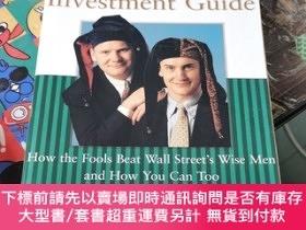 二手書博民逛書店he罕見motley fool investment guideY11245 David and Tom a