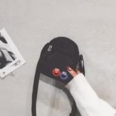 歡慶中華隊手機包ins超火小包包女19韓版洋氣寬帶側背手機包百搭質感蹦迪包潮