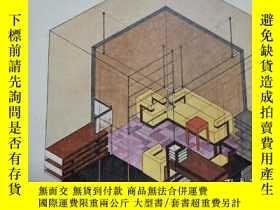 二手書博民逛書店Walter罕見Gropius:Constructions,plans,projets 1906-1969Y3