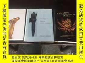 二手書博民逛書店西藏罕見喜馬拉雅 法器 ritual tibet 3冊Y66346 michael