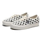 VANS 休閒鞋 板鞋 VAULT AUTHENTIC ONE-PIECE 黑白 毛絨 棋盤格 男女 (布魯克林) VN0A5HTG41Z