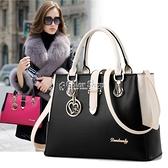 優雅時尚女包2021新款包包女韓版定型甜美時尚女包斜挎單肩手提包 快速出貨