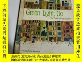 二手書博民逛書店Green罕見Light,Go The Bank Street