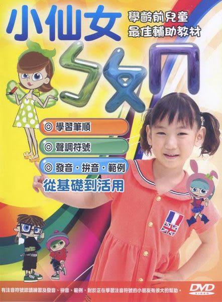 小仙女ㄅㄆㄇ 雙DVD  (音樂影片購)