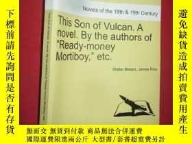 二手書博民逛書店This罕見Son of Vulcan. a Novel. by the Authors of Ready-Mon
