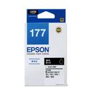 【奇奇文具】愛普生EPSON T177150 NO.177 黑色 原廠墨水匣