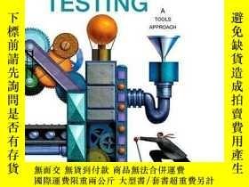 二手書博民逛書店Practical罕見Model-based TestingY256260 Utting, Mark  Leg