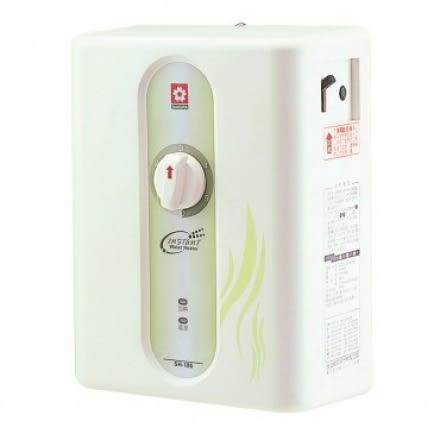 櫻花牌熱水器 電熱式熱水器SH186(限北北基地區購買安裝)