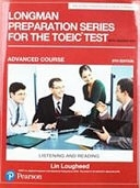 二手書博民逛書店《Longman Preparation Series for the TOEIC Test: Listening and Reading》 R2Y ISBN:0134862708