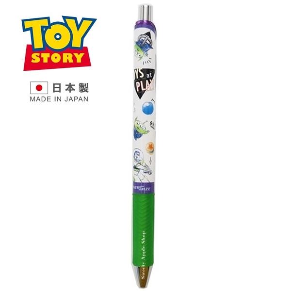 ★ 日本製 ★ 日本限定  迪士尼 玩具總動員 三眼怪&巴斯光年 自動鉛筆 0.5mm
