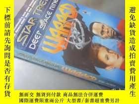 二手書博民逛書店Star罕見Trek·Deep Space Nine: Warped【36開 英文原版】(星際迷航·深空九號:扭曲
