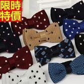 領結 男士配件(任兩條)-時尚百搭點點流行襯衫領結13色69d32【巴黎精品】