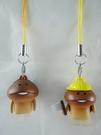 【震撼精品百貨】Touch Detective_菇菇栽培方吉磨菇~造型吊飾防塵塞『共兩款』