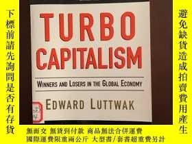 二手書博民逛書店Turbo罕見Capitalism Winners And Lo