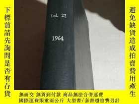 二手書博民逛書店MATERIALS罕見EVALUATION.Vol.22.196