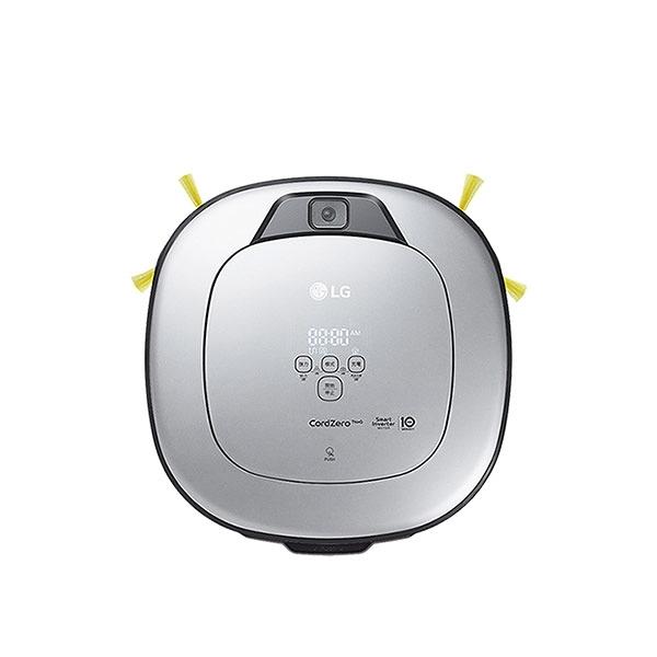 【LG 樂金】三眼WiFi濕拖清潔機器人VR6698TWAR