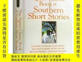 二手書博民逛書店The罕見Signet Classic Book of Southern Short Stories 英文原版 美