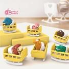 【HALFTOYS 哈福玩具】3D - 動物寶寶 Animal Baby 全套六入組