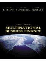 二手書博民逛書店《Multinational business finance》