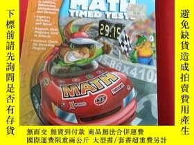 二手書博民逛書店THE罕見COMPLETE BOOK OF MATH TIMED