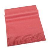 BURBERRY 經典百分百喀什米爾羊毛圍巾(腮紅粉)
