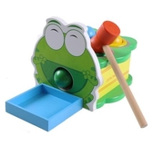 幼兒童1-2-3周歲半6開發益智力玩具小男孩子女寶寶男童打地鼠禮物 麥琪精品屋