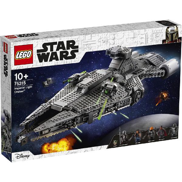 LEGO 樂高 Star Wars - 帝國輕型巡航艦Imperial Light Cruiser 75315