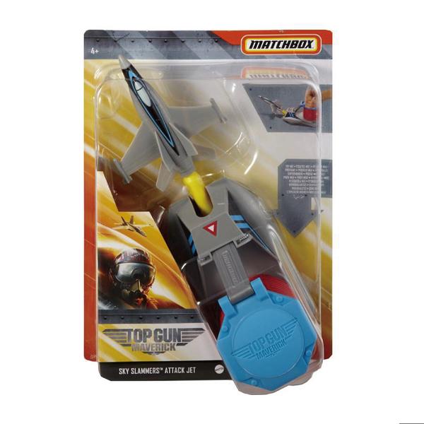 Matchbox 火柴盒壯志凌雲戰機發射器