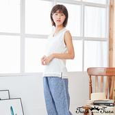 【Tiara Tiara】百貨同步新品aw 蕾絲拼接設計背心(白/灰/黑)