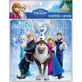 【金玉堂文具】Disney 迪士尼 冰雪奇緣 古錐拼圖  雪寶 艾莎 安娜