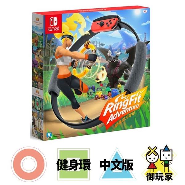 現貨 NS Switch 健身環大冒險中文版