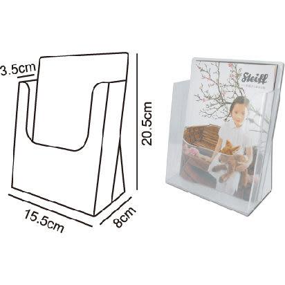 【西瓜籽文具】W.I.P 壓克力 A5桌上型目錄架 T1621展示架/陳列架