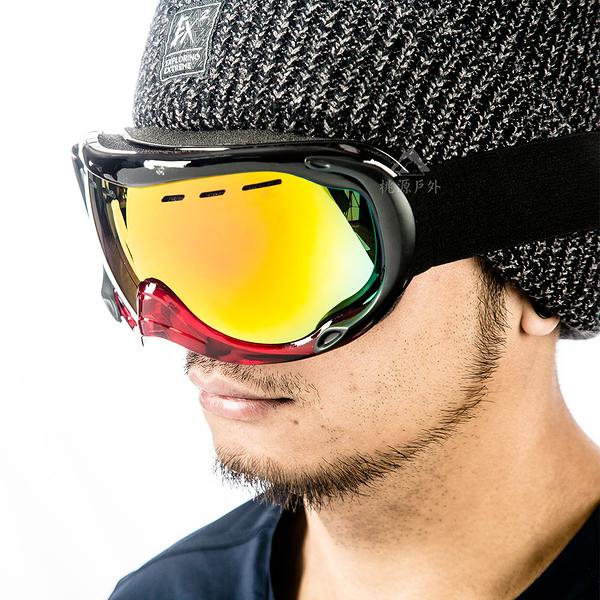 【SNOW SHIELD】雪鏡 SSS2 戶外.滑雪.雪地.成人.青少年.亞洲臉型適用.護目鏡