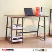 【RICHOME】♥ DE231 ♥《鋼鐵人工作桌-2色》書桌/辦公桌/電腦桌/工作桌/多功能桌/書櫃