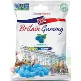 英國傳統風味軟糖-藍覆盆子150g【愛買】