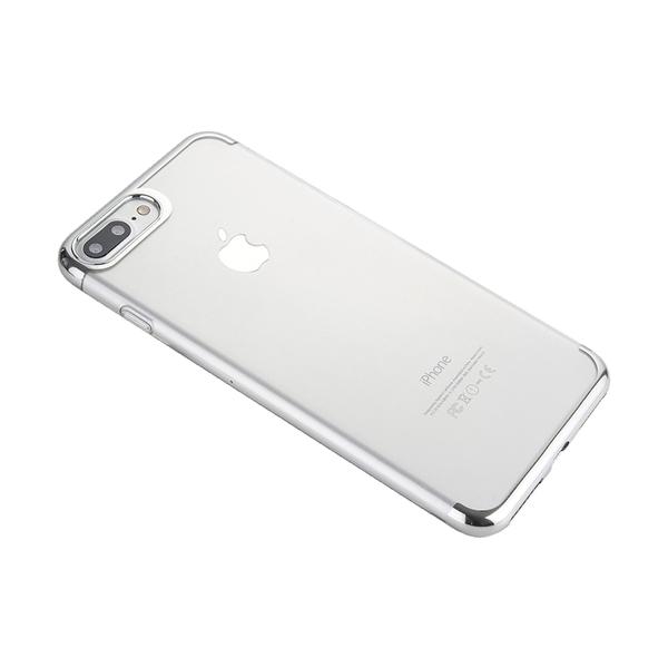 【R】Iphone XS max XR 圓弧 電鍍 超薄 透明 i7P I8 蘋果 I7 全包邊 軟殼 iX 手機殼