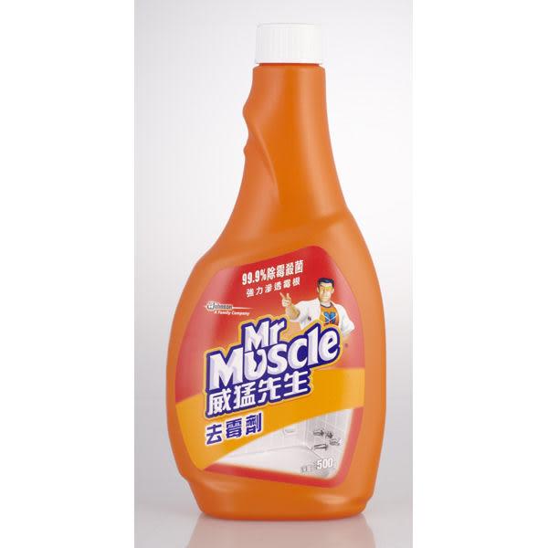 【威猛先生】去霉劑(重裝瓶) 500g