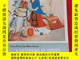 二手書博民逛書店A罕見GATHERING OF HEROES [英文版]Y179070 A GATHERING OF HERO