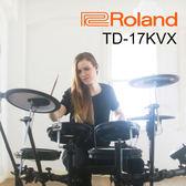 小叮噹的店- 電子鼓 Roland 樂蘭 TD-17KVX  爵士鼓