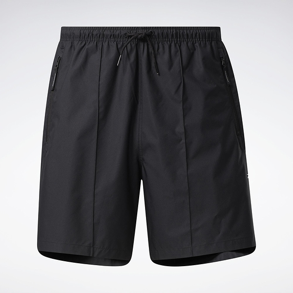 Reebok LIFUL MINIMAL GARMENTS 男裝 短褲 聯名 口袋 拉繩 黑【運動世界】GU3721