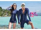 得來福泳衣,A190泳衣長袖泳衣佳佳三件式泳衣情侶泳衣游泳衣泳裝比基尼正品,單女售價1200元