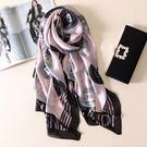 絲巾--歐美絲巾女士夏季長款 交換禮物 年尾牙提前購