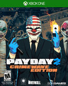 X1 Payday 2 Crimewave 劫薪日 2(美版代購)