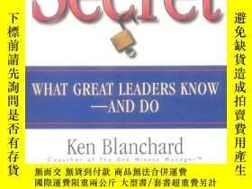 二手書博民逛書店THE罕見SECRET 186克Y4639 Ken Blanchard 等 Foreword by John