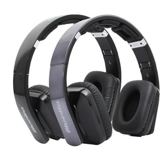 [富廉網] Bluedio R2-WH 高傳真立體聲耳機