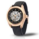 ★MASERATI WATCH★-瑪莎拉蒂手錶-黑金機械款-R8821112001-錶現精品公司-原廠正貨-