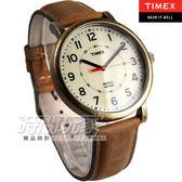 T2P220 公司貨 TIMEX 天美時 經典格調雅士錶 男錶 真皮錶帶 咖啡 TXT2P220