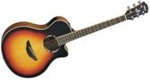 【金聲樂器廣場】全新 YAMAHA APX-500II / APX500II APX 500 II 原木民謠吉他 電木吉他 黑色