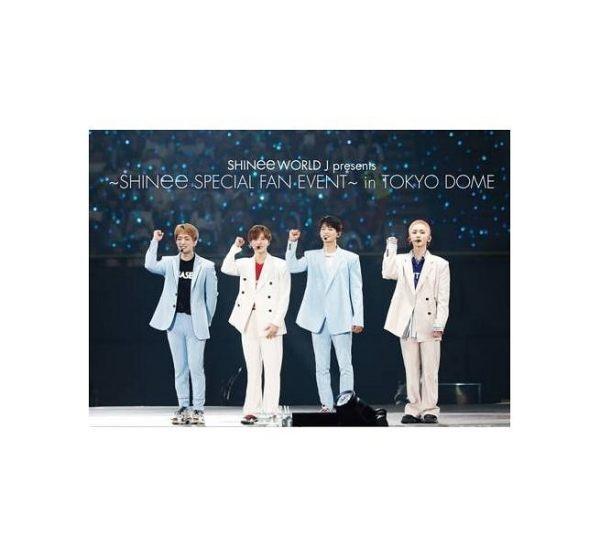 SHINee SHINee WORLD J presents~SHINee SPECIAL FAN EVENT~ DVD 免運 (購潮8)
