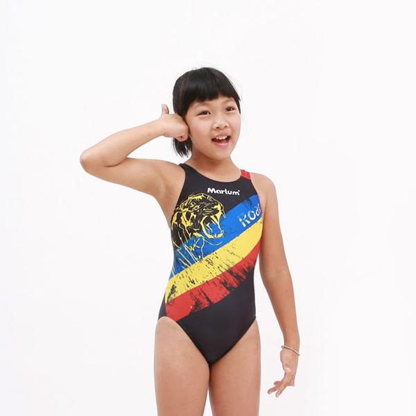 MARIUM小女競賽型泳裝-ROAR MAR-19001WJ